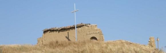 Restos de la antigua ermita